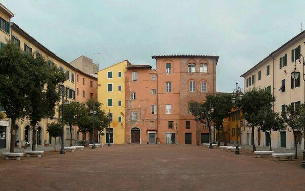 Toskánsko, Pisa, Casa Alma