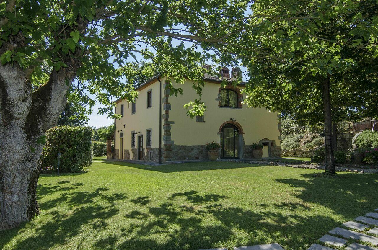 Villa Le Fonti