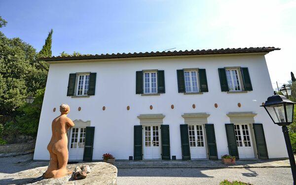 Toskánsko, Le Contesse, Villa Vittoria