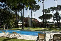 Latium, Řím, Villa Nocetta
