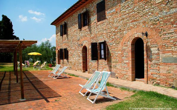 Il Chiantico, Castle Apartment for rent in Montespertoli, Tuscany