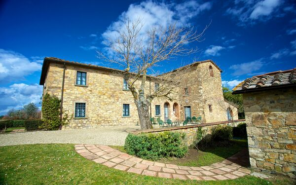 Agriturismo La Papessa, Country Resort for rent in San Donato, Tuscany