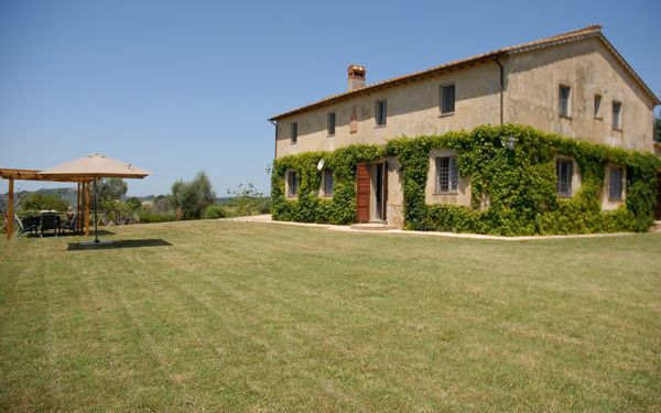 Podere San Giovanni, Country House for rent in Montoro, Umbria