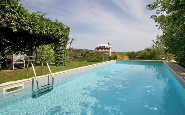 Il Lupinaio 43, Villa for rent in Manciano, Tuscany