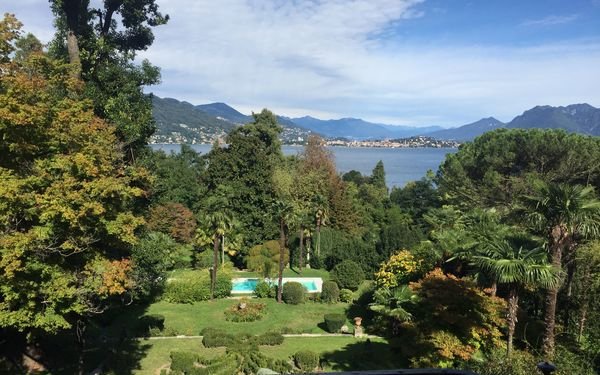 Villa Ghis 16, Villa for rent in Baveno, Piedmont