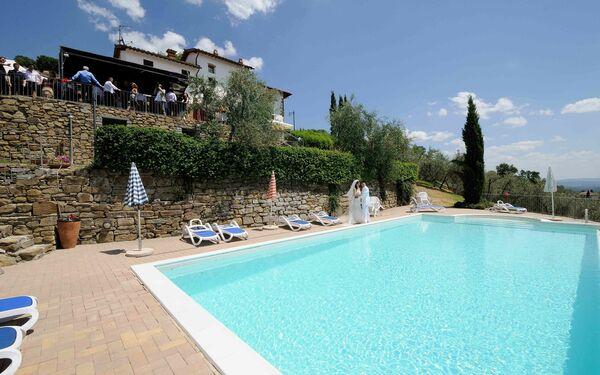 Villa Villa Cafaggio Primo in affitto a Case Malva
