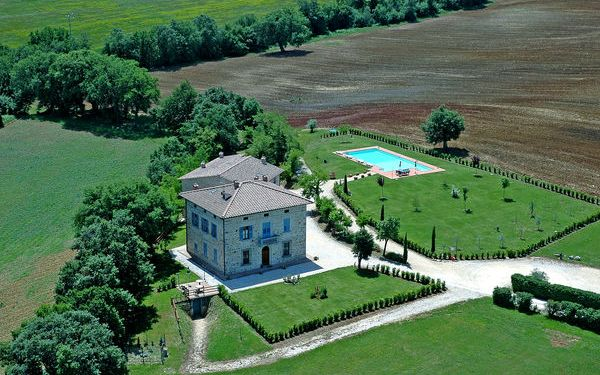 Villino Bazzani, Holiday Home for rent in Casole D'elsa, Tuscany