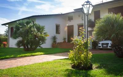 Villa Pergolone: beach holiday