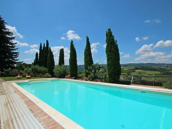 Podere Delle Rose, Holiday Home for rent in Marsciano, Umbria