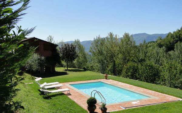 Barga Ripa, Holiday Apartment for rent in Barga, Tuscany