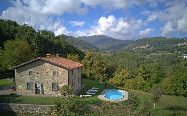 Chiara, Holiday Home for rent in Piazza Al Serchio, Tuscany