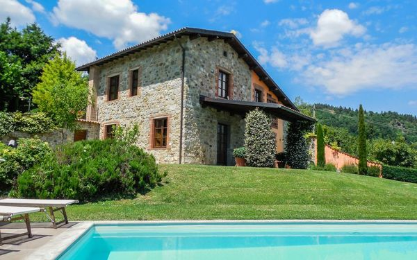 La Vinca, Holiday Home for rent in Poggio, Tuscany