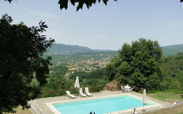 Col Di Maturaia, Villa for rent in Prunecchio, Tuscany