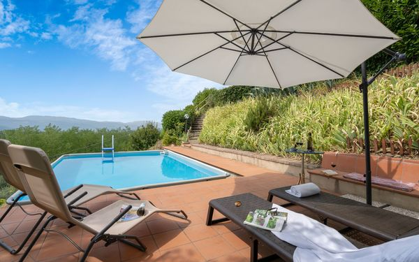 Trasassi, Country House for rent in Vicchio, Tuscany