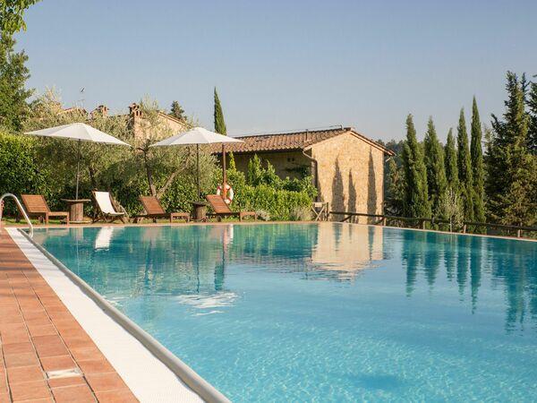 Casa Laura, Apartment for rent in Ulignano, Tuscany