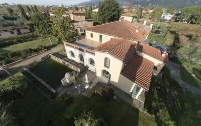 Villa Il Palagio Pian Di Sco