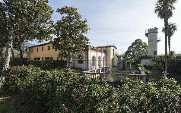 Toskánsko, Palagio, Villa Il Palagio Pian Di Sco