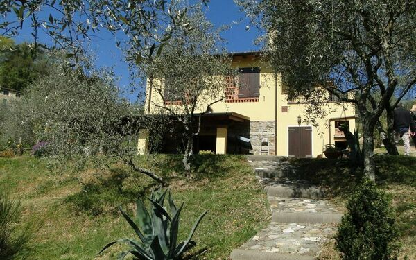 La Tenuta, Villa for rent in Campo, Tuscany