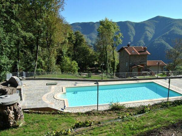 Borgo Mulino, Villa for rent in Vallico Di Sopra, Tuscany