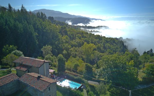 Casa Vacanze Elcri in affitto a Prunecchio