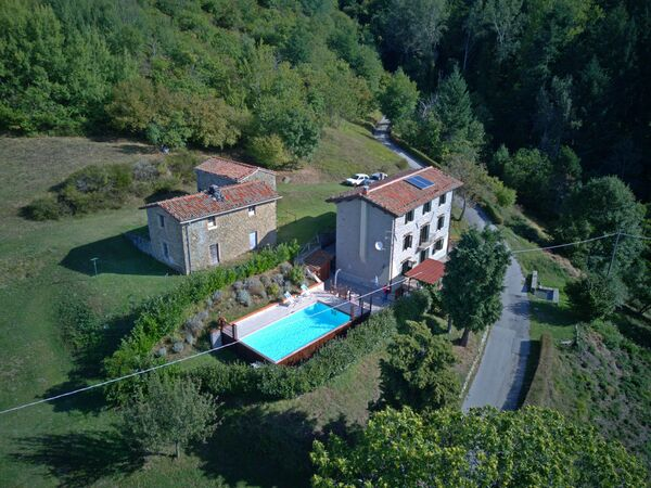 Elcri, Holiday Home for rent in Prunecchio, Tuscany