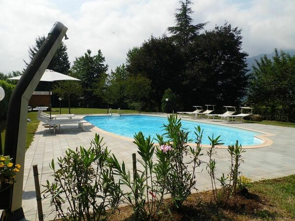 Villa Alva, Villa for rent in Mologno, Tuscany