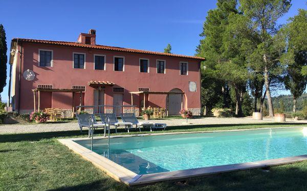 Villa Montelopio Podere Marilla in  Montelopio -Toskana