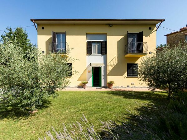 Villino Lina, Villa for rent in Colle Secco, Tuscany