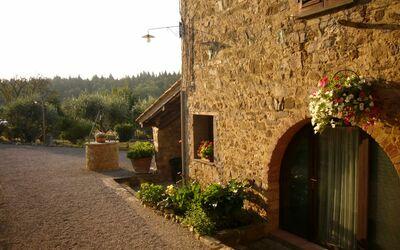 Le Querciole Del Chianti Countryhouse: Path
