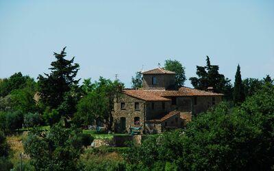 Le Querciole Del Chianti Countryhouse: Surrounding area