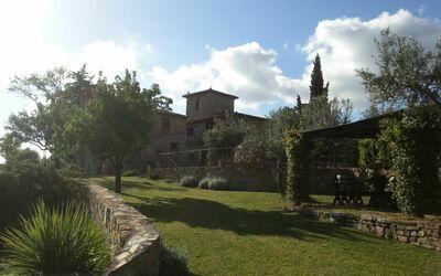 Le Querciole Del Chianti Countryhouse: View