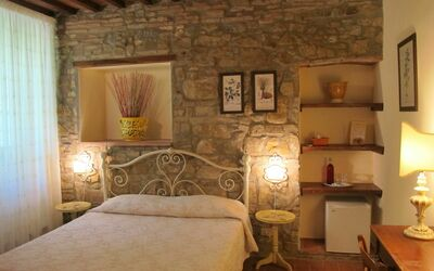 Le Querciole Del Chianti Countryhouse: Bedroom