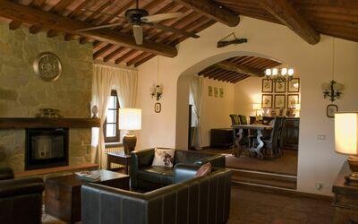 Le Querciole Del Chianti Countryhouse: Sitting area