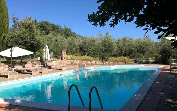 Cavignalla, Country House for rent in Gambassi Terme, Tuscany