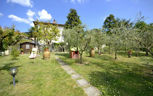 Appartamento Marcella, Apartment for rent in Riccio, Tuscany