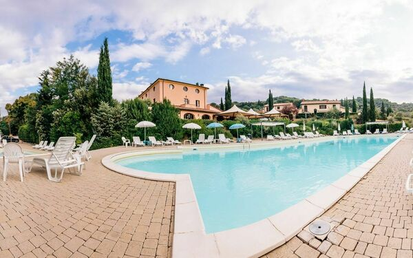 La Spiga, Residence for rent in Riparbella, Tuscany