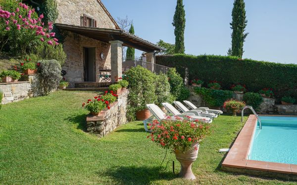 Villa Stefano, Villa for rent in Vicchio, Tuscany
