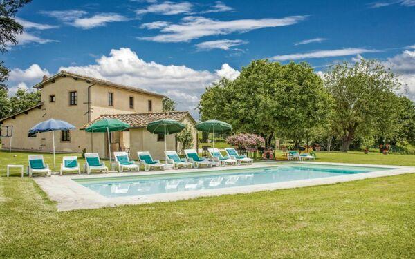 Toskánsko, Borgo San Lorenzo, Tenuta Monti
