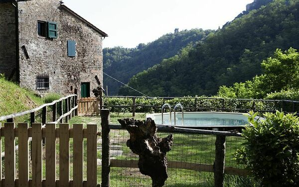 Casa Conti, Country House for rent in Vellano, Tuscany
