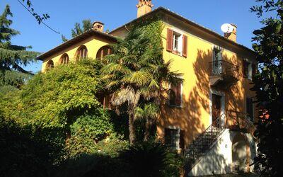 Villa Maria Doria: Villa Maria Doria - Main House entrance