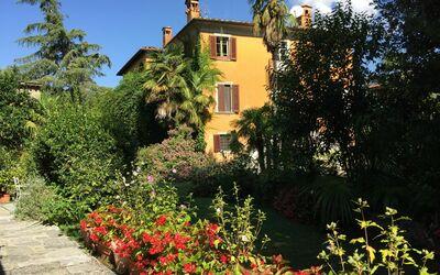 Villa Maria Doria: Villa Maria Doria - Front Garden