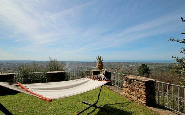 Villa Il Sole in  Strettoia -Toskana