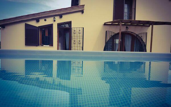 Villa Degli Olivi, Villa for rent in Siena, Tuscany