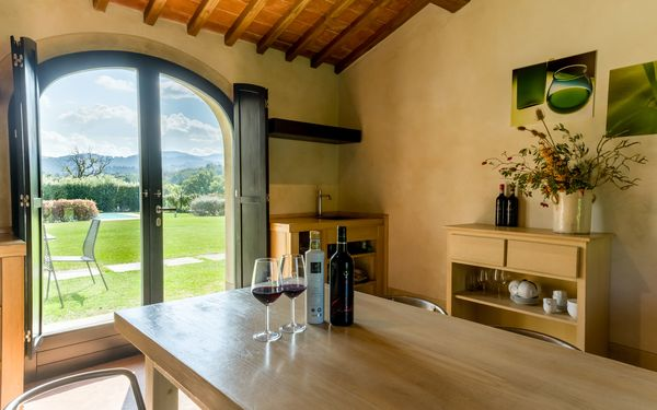 Tenuta San Jacopo, Country House for rent in Cavriglia, Tuscany