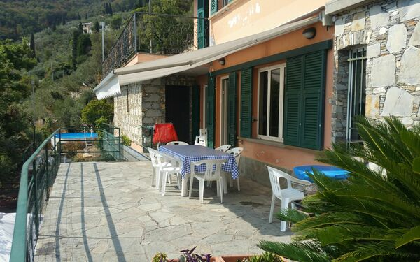 Appartamenti Pia Con Piscina, Holiday Home for rent in Recco, Liguria