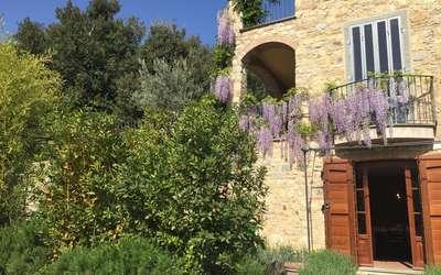 Casa Alla Minuccia Di Villa a Sesta