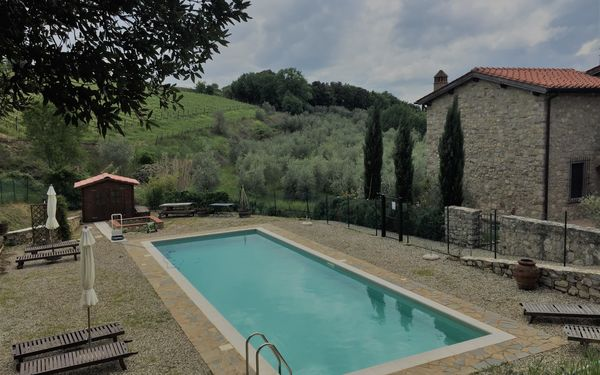 Casa Alla Minuccia Di Villa a Sesta, Country House for rent in Villa a Sesta, Tuscany