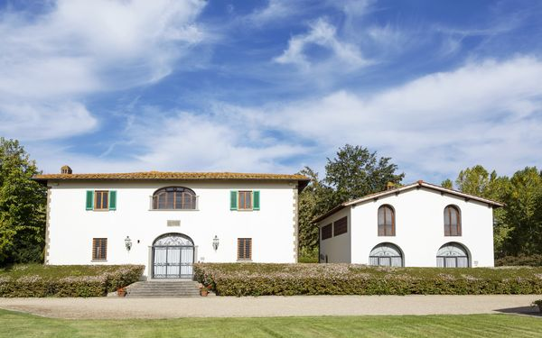 Villa Villa Acciali in  Vecchietto -Toskana