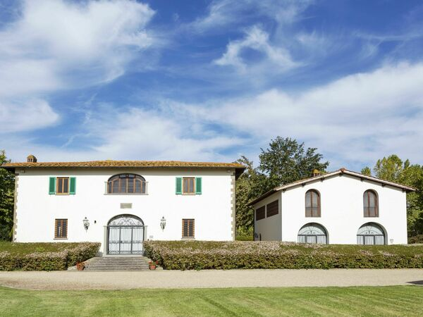 Villa Acciali, Villa for rent in Vecchietto, Tuscany