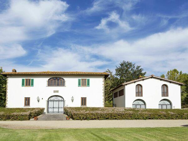 Villa Acciali, Villa for rent in Vecchietto, Tuscany